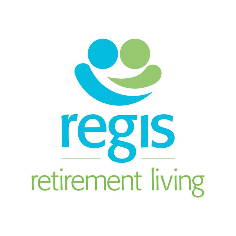 Logo for Regis Retirement Living, retirement community operator