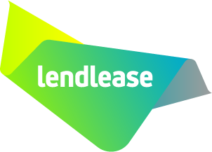 Logo for Lendlease, retirement community operator